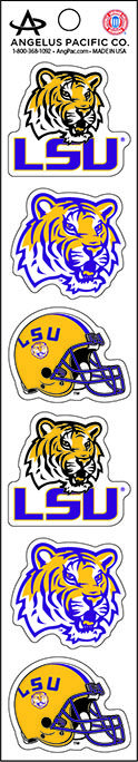 LSU Magnet Strip